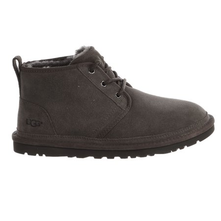 Ugg Contact (UGG Australia Neumel Boot - Charcoal Suede - Mens -)