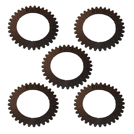 E1658 Pack of Five (5) Oliver Super 55 550 Tractor PTO Clutch (1.6l Disc Clutch Kit)