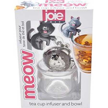 Tea Cup Infuser and Bowl (Butterfly Tea Bowl)