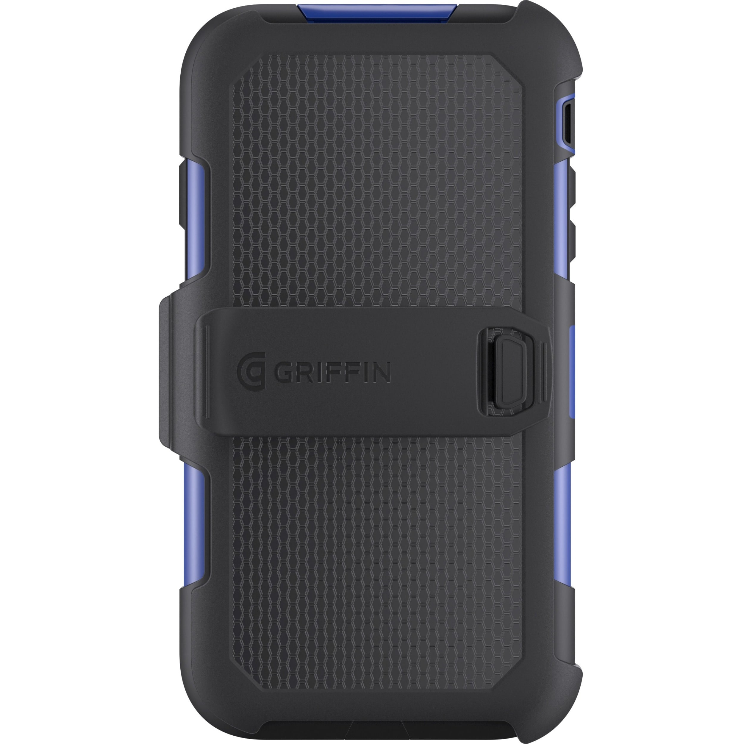 GRIFFIN TECHNOLOGY, INC Griffin Survivor Summit Carrying Case iPhone 7 Plus - Black, Blue
