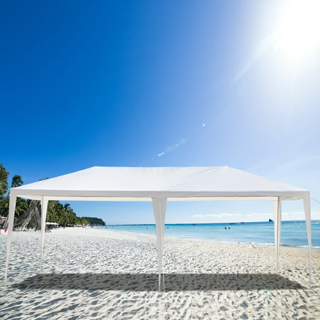 10' x 20' Canopy Tents for Sports & Outside, Third Generation Heavy Duty Gazebo Canopy Outdoor Party Wedding Tent, Easy Set-Up Sun Shade Instant Folding Protable for Parties, S10140