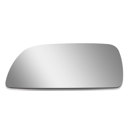 For 1995 to 1997 Lincoln Town Car Left Side Door Rear View Mirror Glass Replacement Lens 96