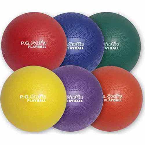 Dodge Balls & Frisbees