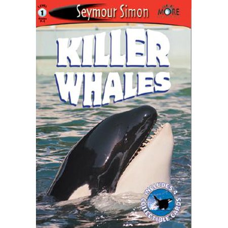 SeeMore Readers: Killer Whales - Level - Killer Whale Size Chart