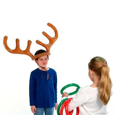 Christmas Inflatable Reindeer Toss Game ()