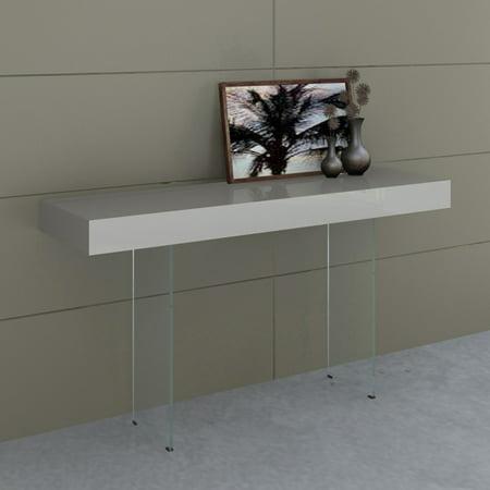 Casabianca Il Vetro Console Table