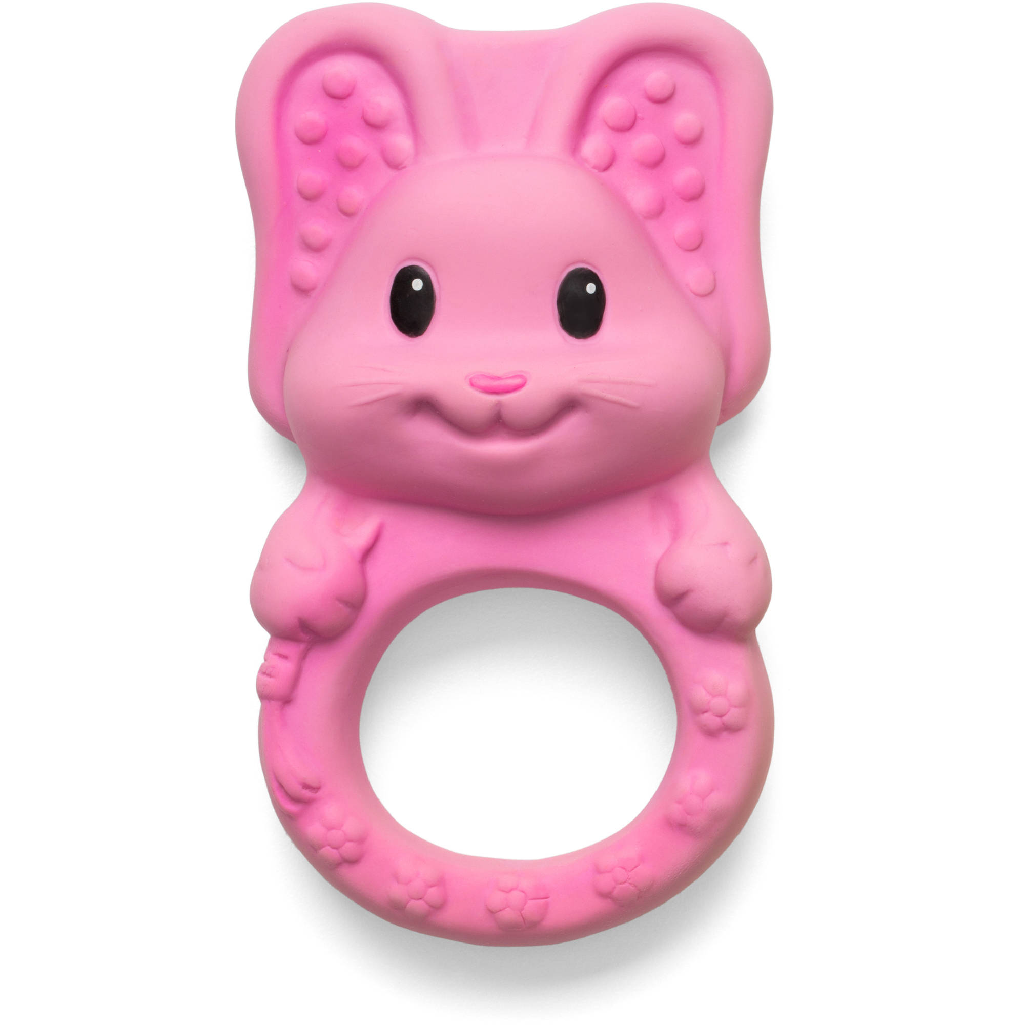 Infantino Squeeze & Teether Textured Pal Bunny