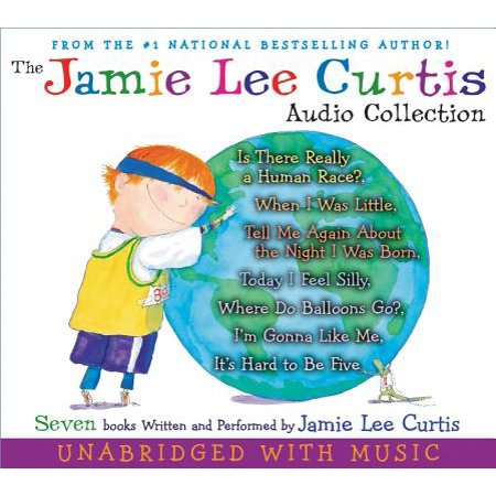 The Jamie Lee Curtis CD Audio Collection (Audiobook) - Lee Curtis Halloween