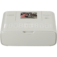 Canon Selphy CP1200 White Wireless Color Photo Printer 0600C001 - Refurbished