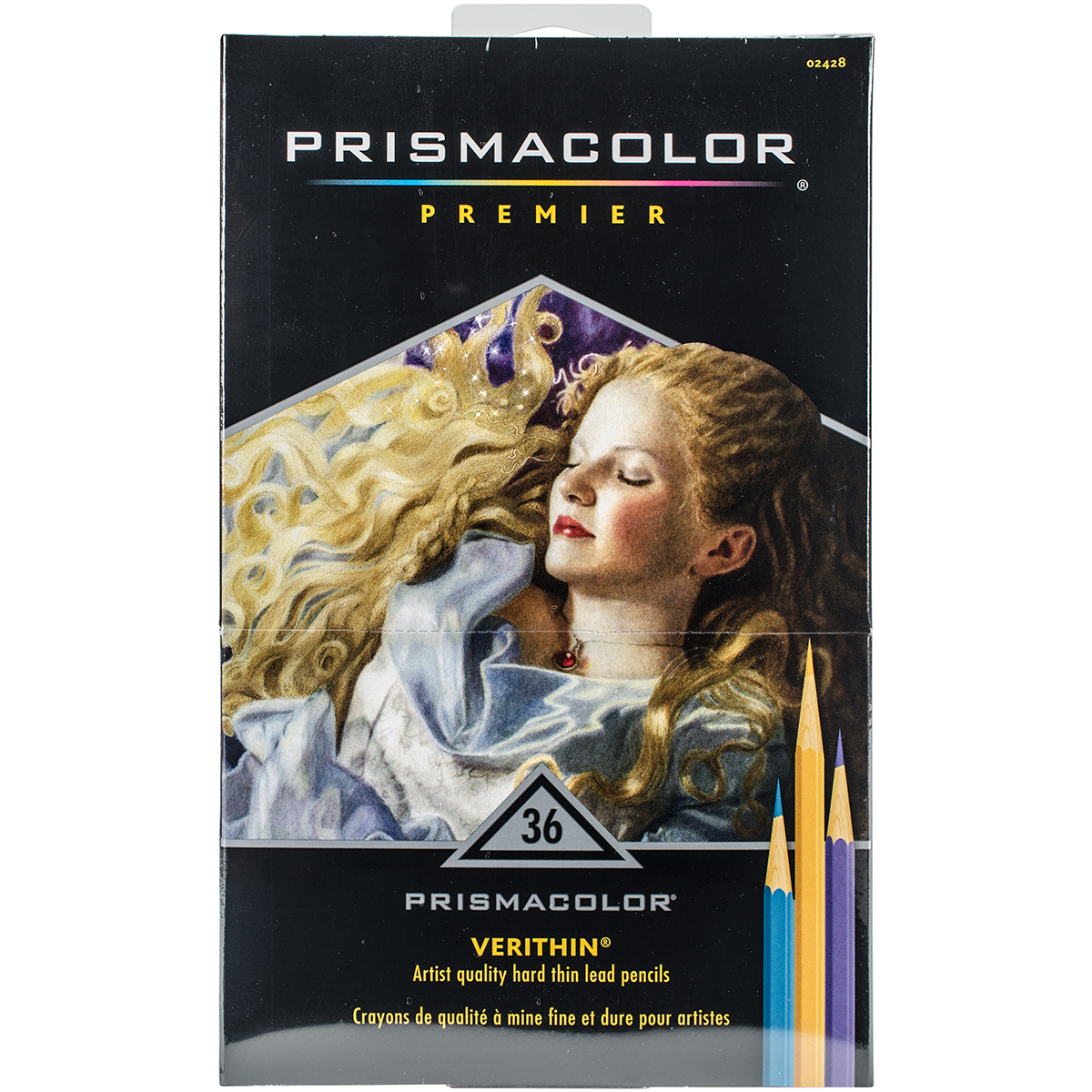Prismacolor Premier Verithin Colored Pencils 36/Pkg-