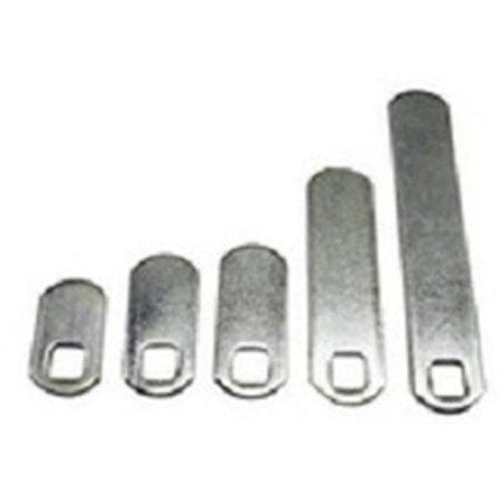 National Lock N7002 2C 1 in. Straight Cam for Disc Tumbler Locks - Zinc (Disc Tumbler Lock)