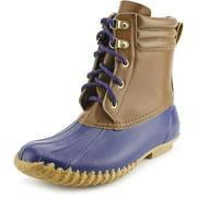 Lyndsey Women Round Toe Snow Boots