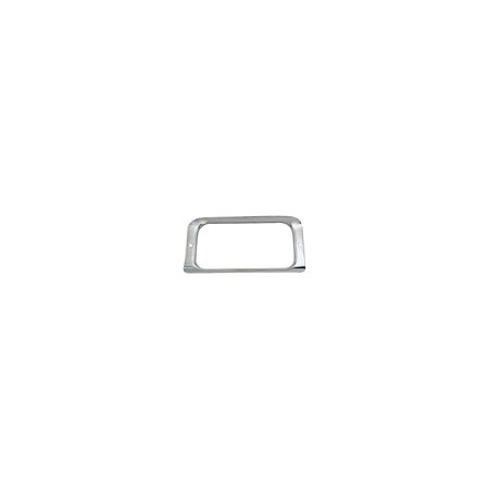 MACs Auto Parts Premier  Products 48-46069 Ford Pickup Truck Tailgate Handle Opening Moulding - F100 Thru F350 Styleside Bed