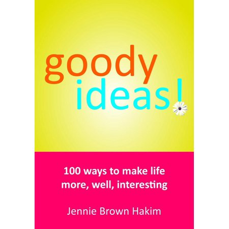 Goody Ideas - eBook - Christmas Goodies Ideas