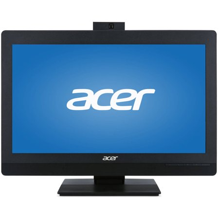 Acer Veriton Z4820g All In One Desktop Pc With Intel Core I5 6400 Processor  8Gb Memory  23 8  Monitor  500Gb Hard Drive And Windows 7 Professional