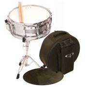 GP Percussion SK22 Complete Student Snare Drum Kit