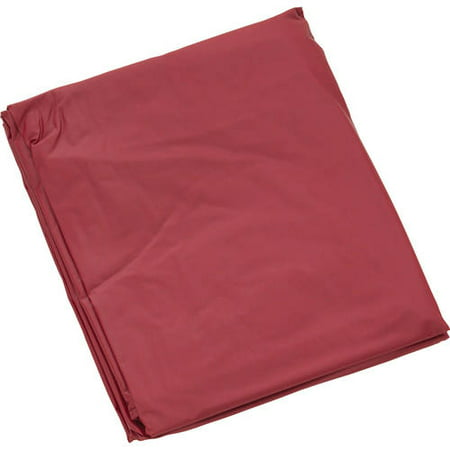 Image of 8' Vinyl TC8 Burgundy Table Cover