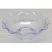 CARLISLE DINEX DXSWC607 Tulip Clear Bowl, 5 oz., Pk96 G0290005