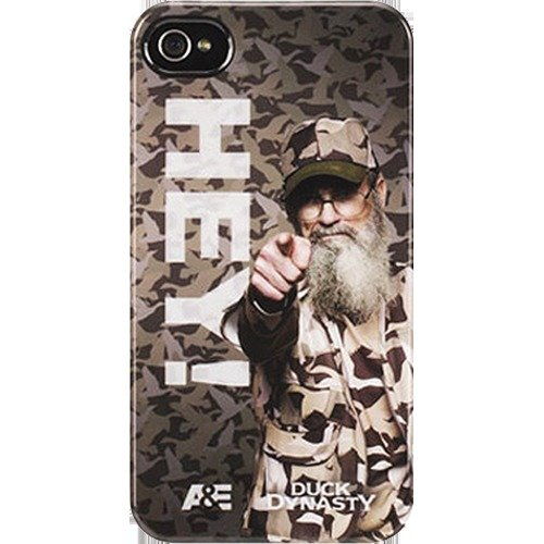Griffin Duck Dynasty Hey Case for Apple iPhone 4/4S - Black