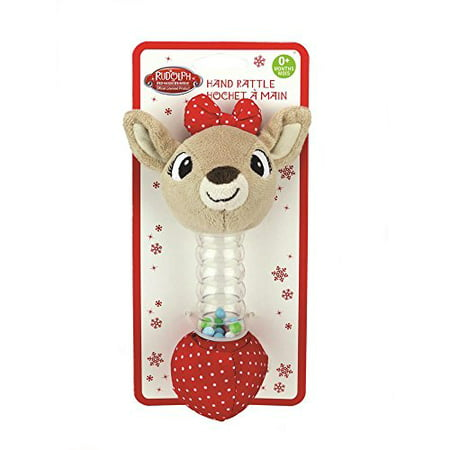 Kids Preferred Babys First Christmas Rainstick Rattle - Clarice