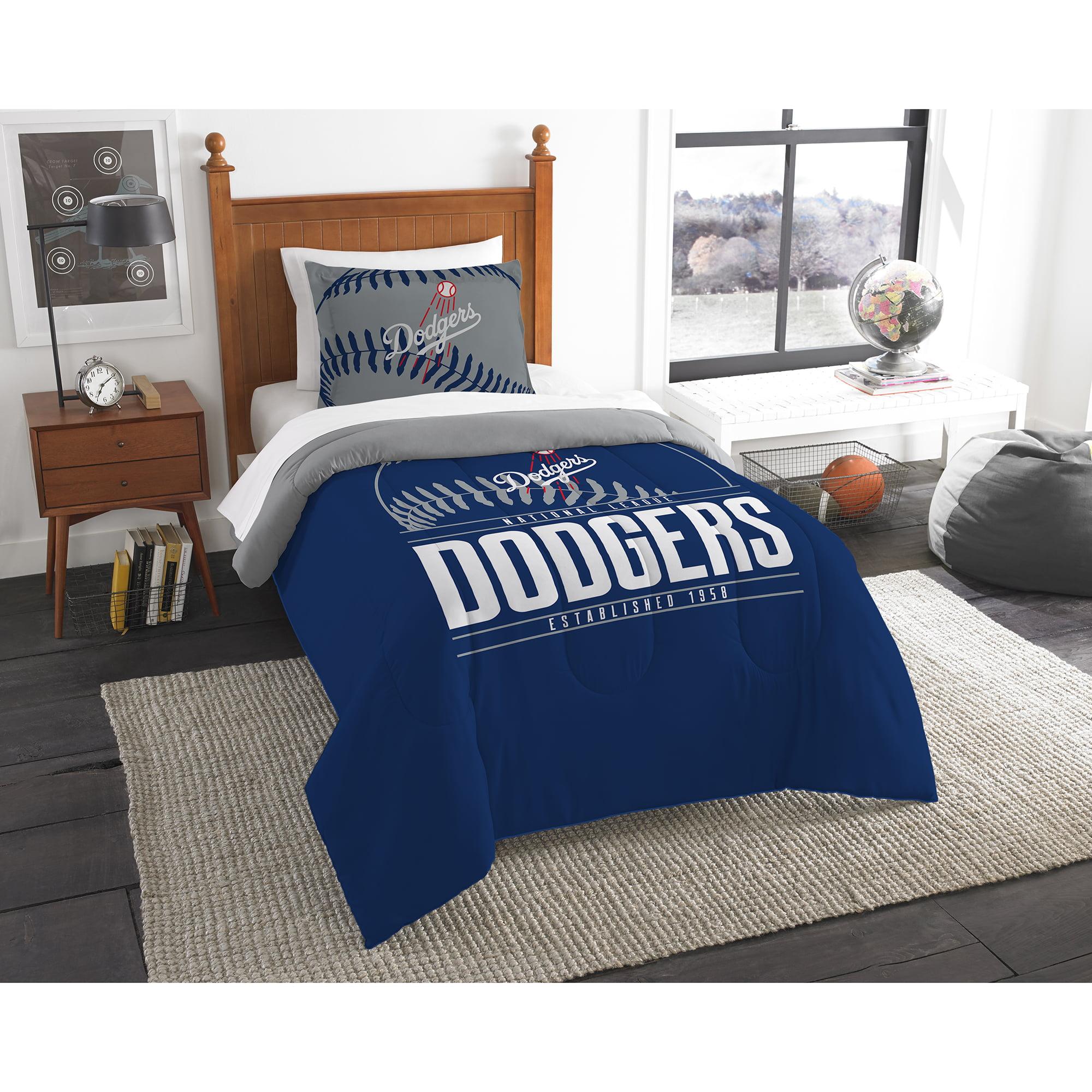 Los Angeles Dodgers The Northwest Company Grand Slam Twin Comforter Set