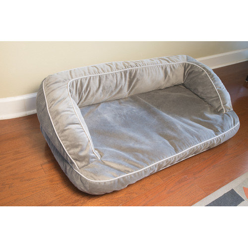 DenHaus Neddy Napper Bolster Dog Bed
