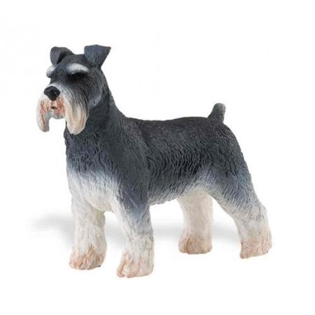 Safari Ltd Best in Show Schnauzer