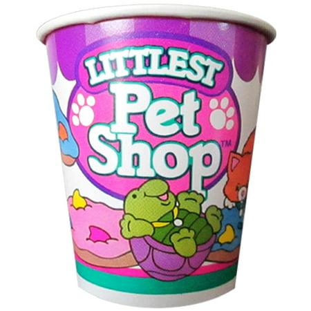 Littlest Pet Shop Vintage 1995 7oz Paper Cups (8ct)