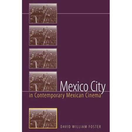 Mexico City in Contemporary Mexican Cinema - eBook