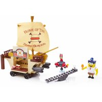 Mega Bloks SpongeBob SquaurePants Burgermobile Showdown Building Set
