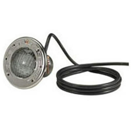 Image of Pentair 78107500 Spabrite Light, 12V 100W, 100 Ft. Cord, Stainless Steel Face Ring