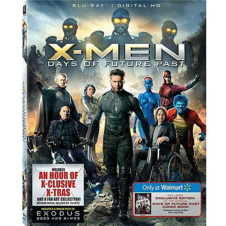 X-Men: Days Of Future Past (Walmart Exclusive) (Blu-ray + Digital
