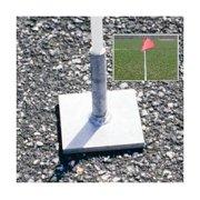 Indoor Turf Corner Flag Marker - Set of 4