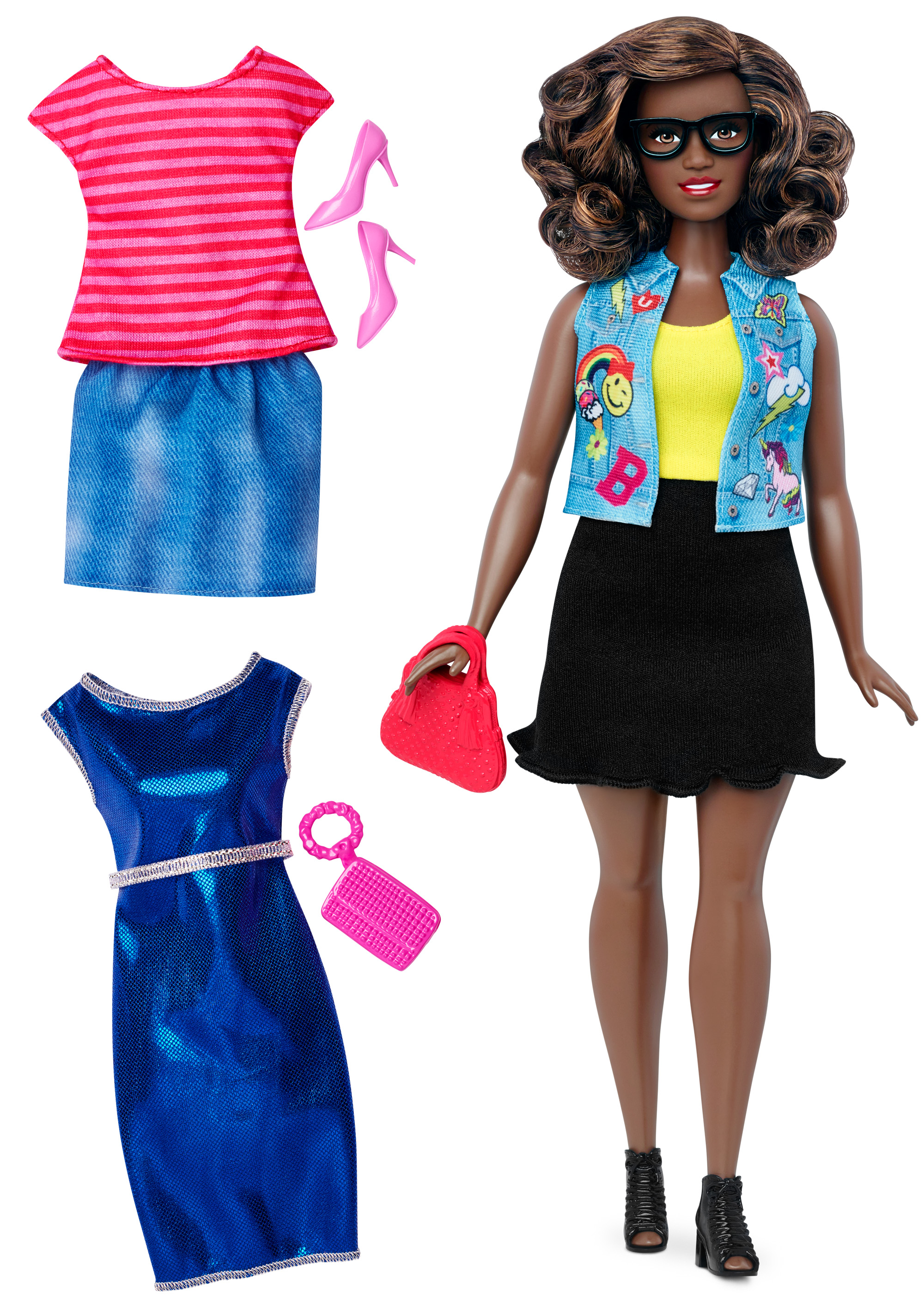 Barbie Emoji Fun Fashionista Gift Set by MATTEL INC.