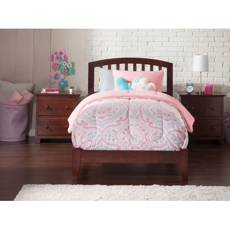 Richmond Traditional Bed in, Multiple Colors and (Richmond Bedroom Series)