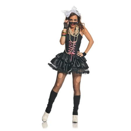 Adult 80s Awesome Costume by Underwraps Costumes 29306, 6 to 8