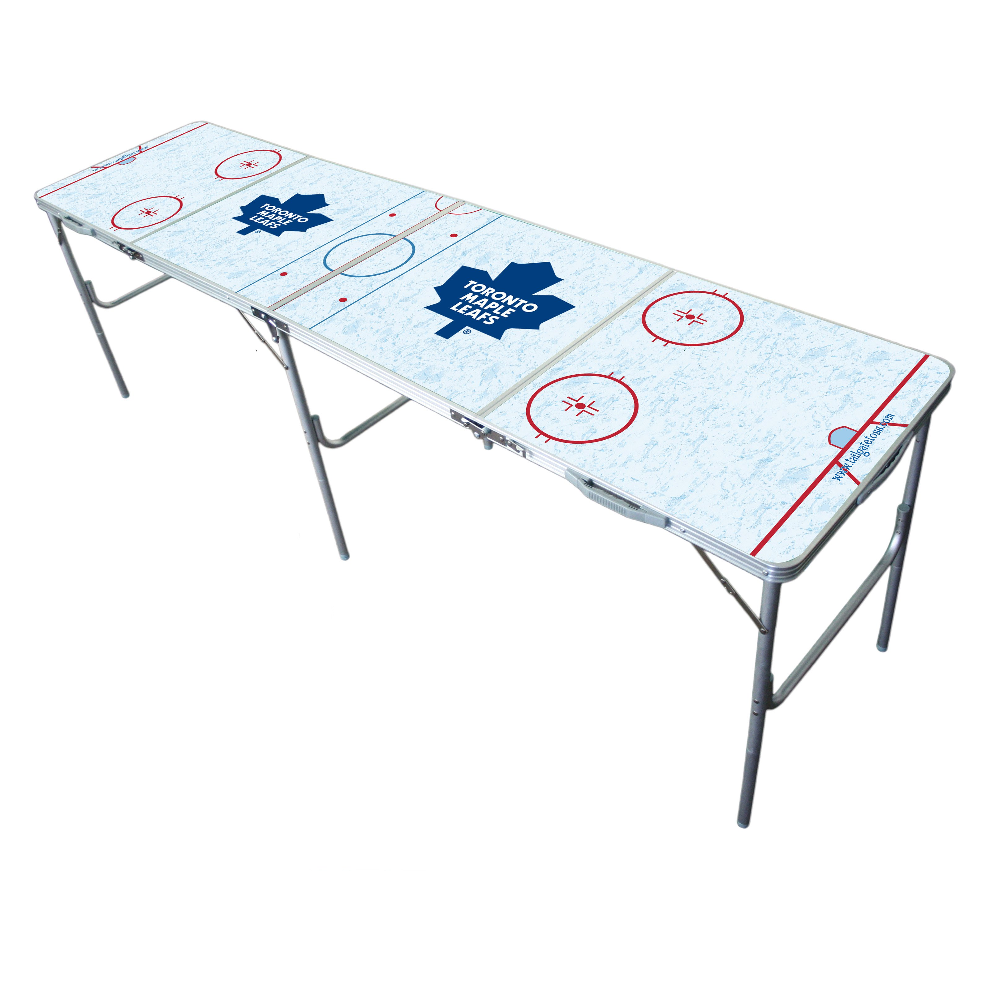 NHL 2 x 8 Tailgate Table