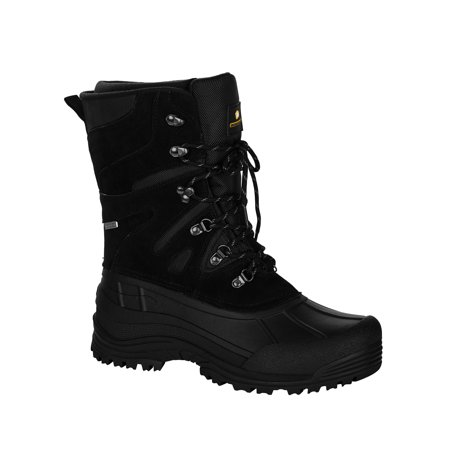 Faded Glory Men's Arctic Shield Tall Pack Winter Boots