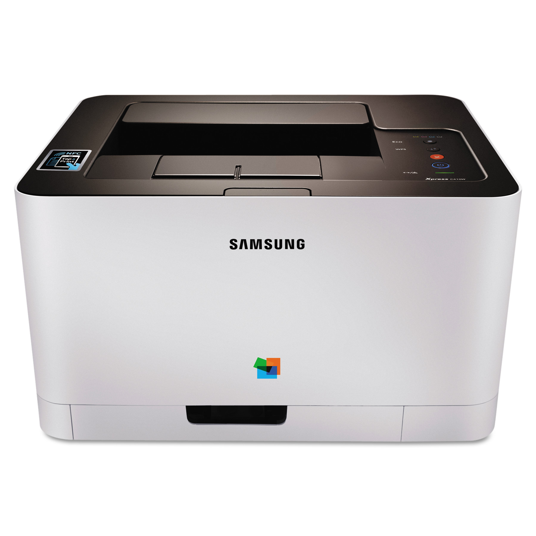 how to clear print queue of samsung c410w
