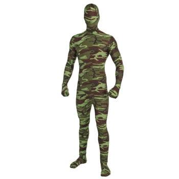 Invisible Costume (CHCO-I'M INVISIBLE-CAMO-LARGE)