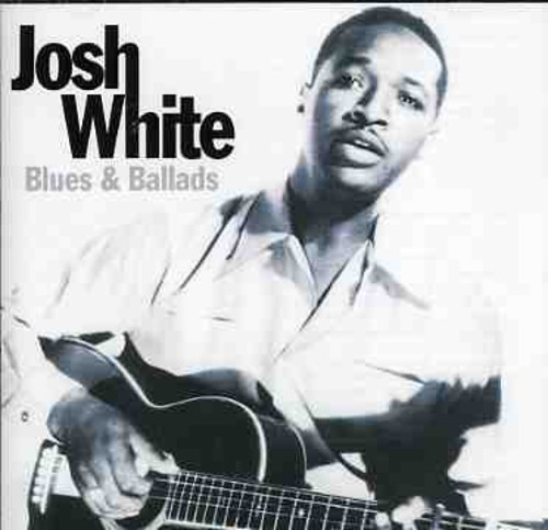 Whitejosh - Blues & Ballads [CD]