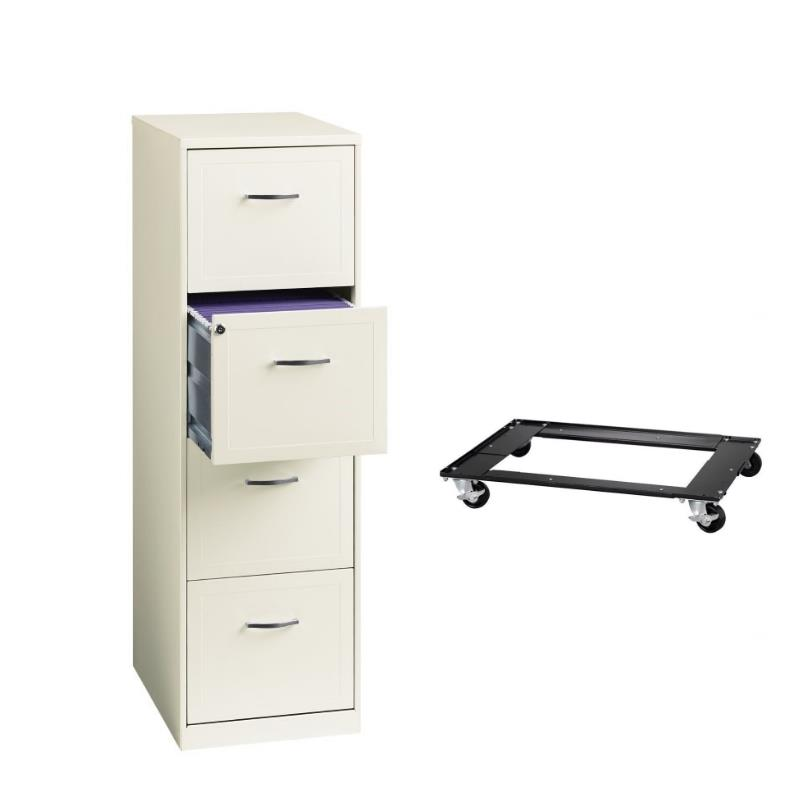 4 Drawer Vertical File Cabinet And Commercial Dolly Rh Com 5 Lateral Metal