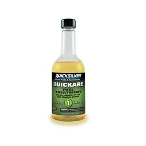 Quicksilver Quickare Fuel Treatment, 12 oz
