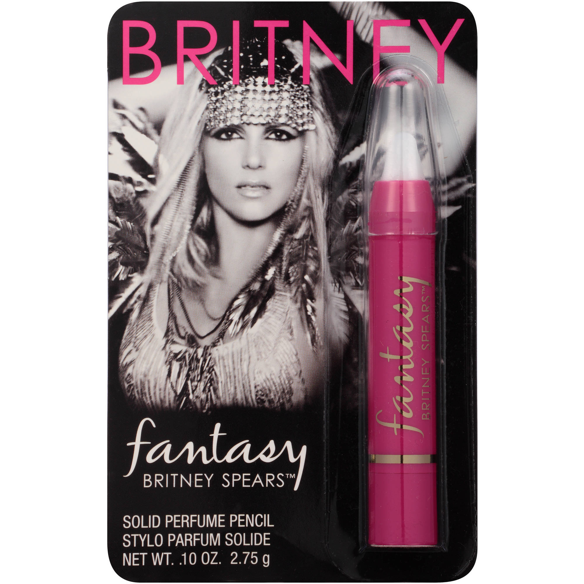 Britney Spears Fantasy Solid Perfume Pencil, .10 oz