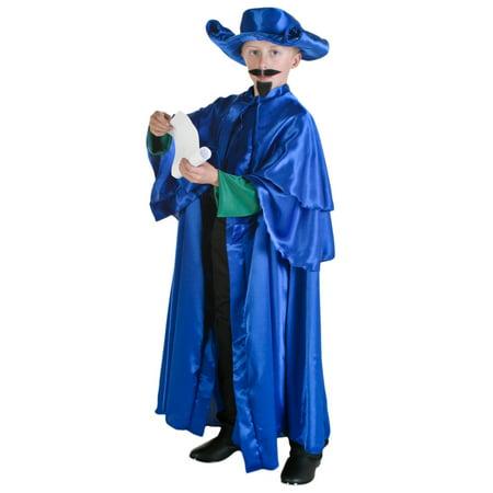 Child Munchkin Coroner Costume (Munchkin Mayor Costume)