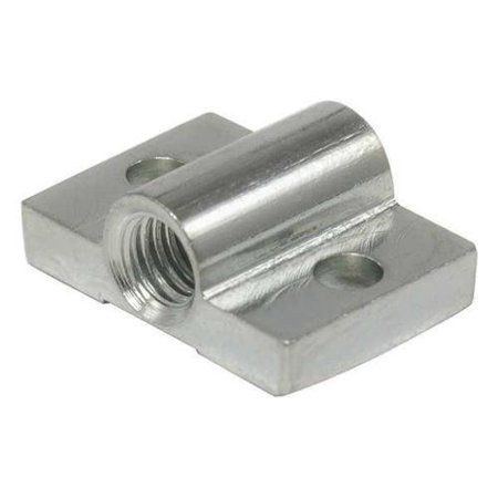 ACCURATE MFD PRODUCTS Z0379SS Plunger Base,SS,1/4-20 Thread,Plain (Plain Plungers)