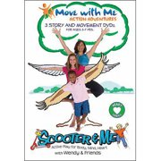 Move With Me Action Adventures: Kids Yoga Exercise Stories For Heart Fitness & Self-Regulation by