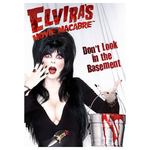 Elvira's Movie Macabre: Don't Look in the Basement (1973)