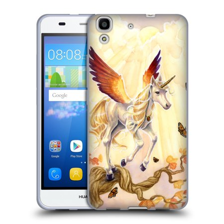 OFFICIAL SELINA FENECH UNICORNS 2 SOFT GEL CASE FOR HUAWEI PHONES 2