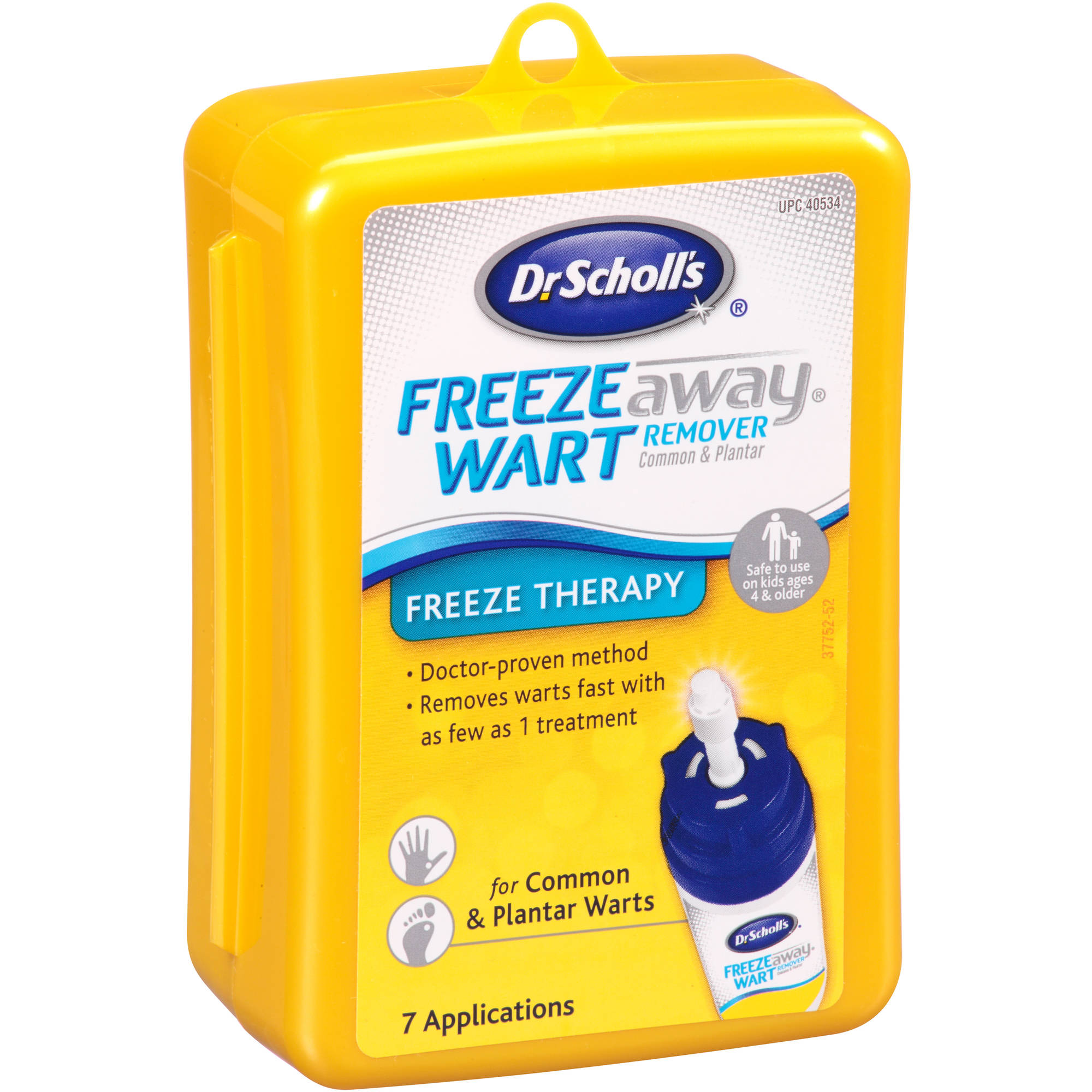 Dr. Scholl's Freeze Away Wart Remover, 7 Applications